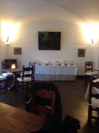 Villa Rizzo Resort & SPA : Buffet colazione