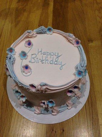 Glory Be: Ice cream cake