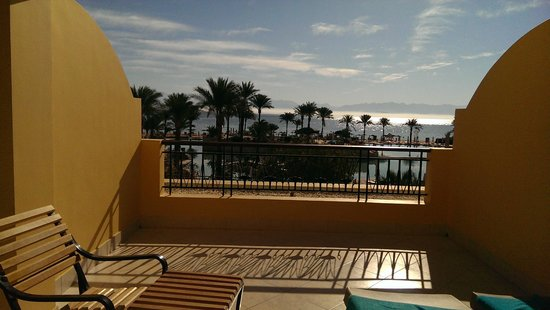 Sofitel Taba Heights: 3rd floor room