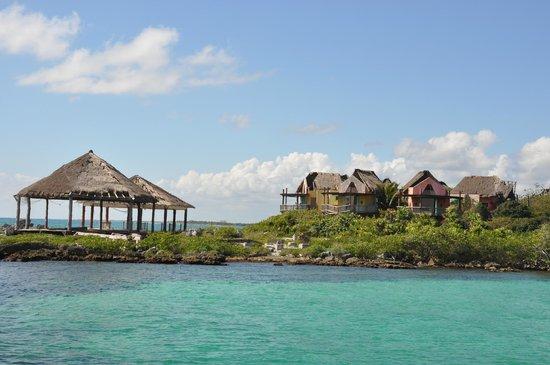 Bel Air Collection Xpu Ha Riviera Maya: заброшенная часть отеля
