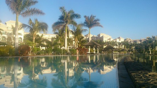 Gran Melia Palacio de Isora Resort & Spa : ... precioso, estancia formidable