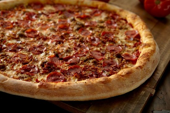 Via Roma : Pizza