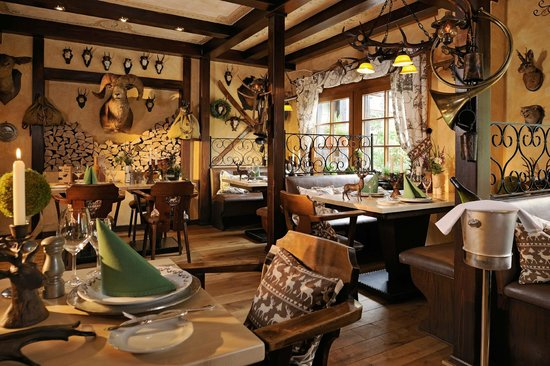 Relais & Chateaux Hotel Jagdhof Glashuette: Fuhrmannskneipe