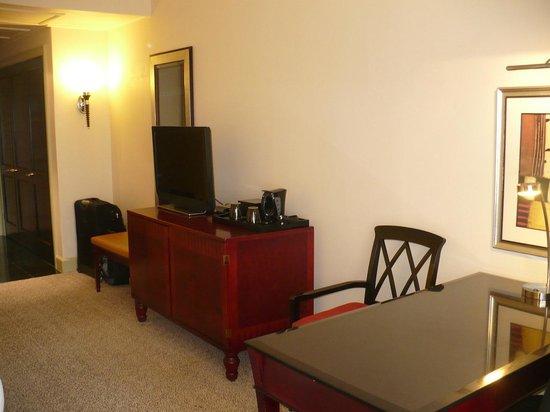 Hyatt Regency Johannesburg: room