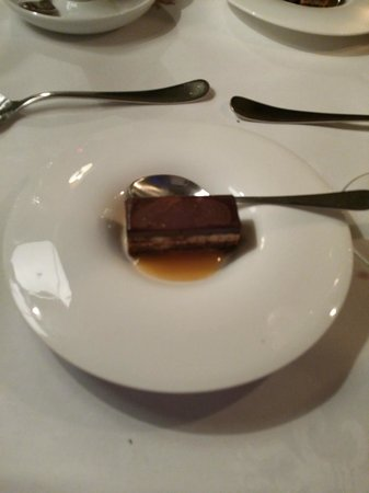 Park Restaurant: Pre-Dessert
