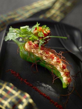 Chez Chilo Hotel : piments