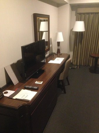 Nagoya Tokyu Hotel : 部屋