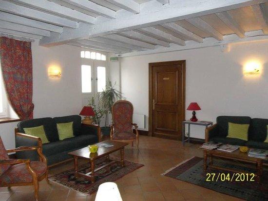 Chez Chilo Hotel : le salon