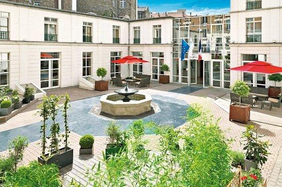 Hotel Villa Modigliani Paris