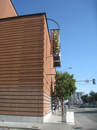San Francisco Museum of Modern Art (SFMOMA): 外観