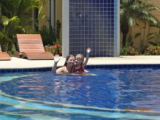 Hotel Aquaville : muito bom!