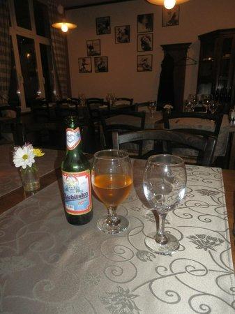 Konoba Nebuloza: fantastica birra 'velebitsko'