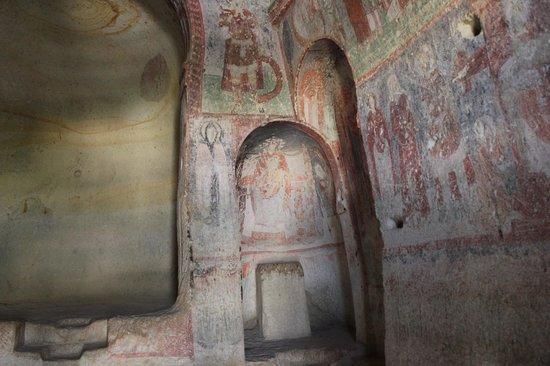Kose Pension : Пещерная церковь