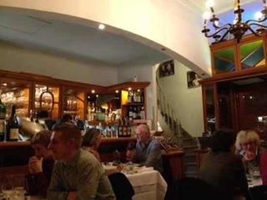 Restaurant Beluga : cadre authentique