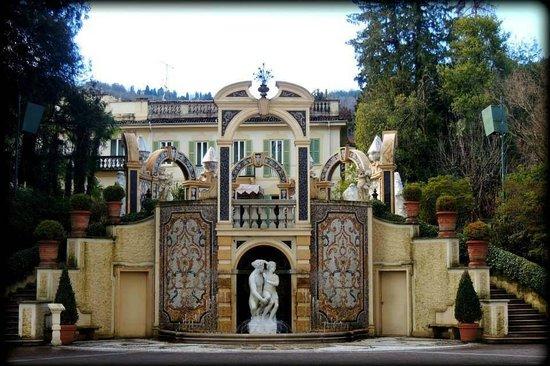 Grand Hotel Des Iles Borromees : Giardino Hotel