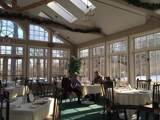 Old South Mountain Inn : Great space to relax and dine