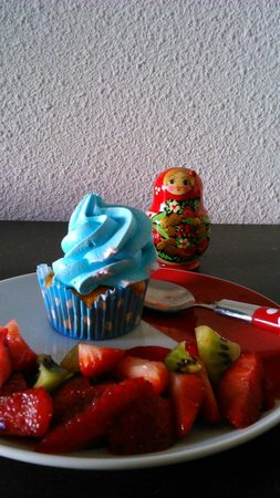 Meery Cakes: Cup cake nutella
