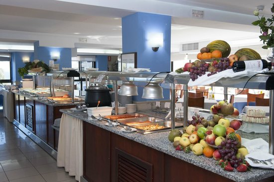 Hotel Playas de Torrevieja: Restaurante Mirador