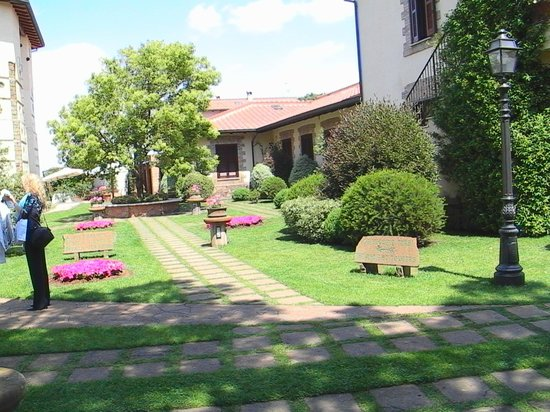 Agriturismo Lecanfore: le canfore