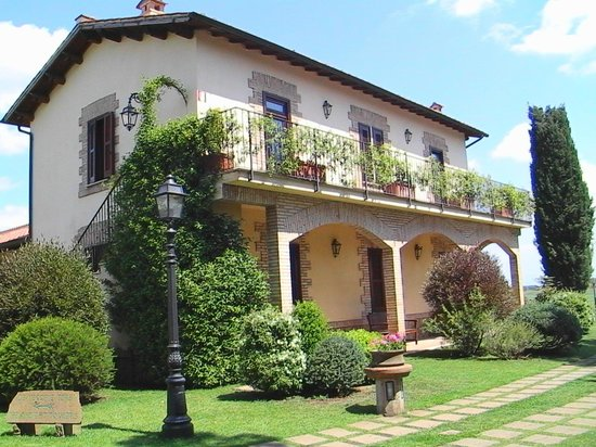 Agriturismo Lecanfore : le canfore