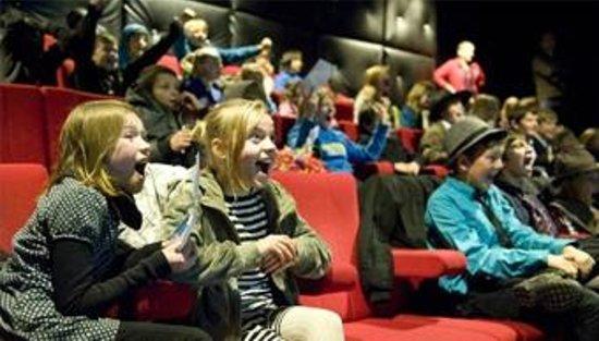 Cinema ZED: Enjoying a great film