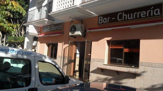Churreria El Barco