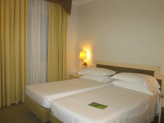 Hotel Plaza: 部屋