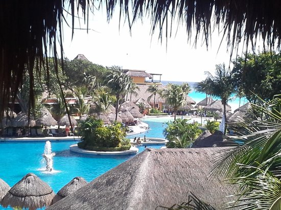 Iberostar Tucan Hotel: Amazing view from our room