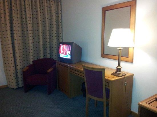 TRYP Covilha Dona Maria Hotel: Family room