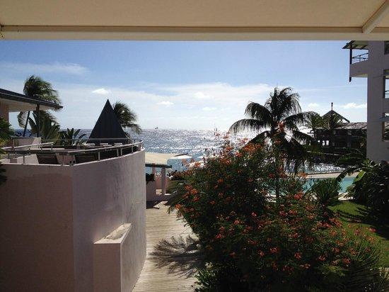 Avila Beach Hotel : Octagon Kamer, Uitzicht fantastisch