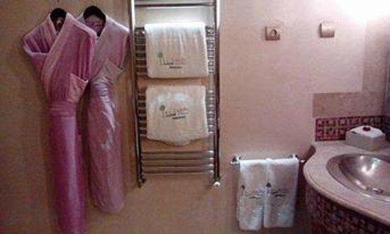 Es Saadi Marrakech Resort - Palace: Banheiro