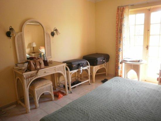 El Comodoro: Bedroom
