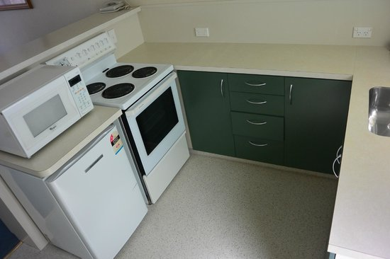 Amber Court Motel: Oven