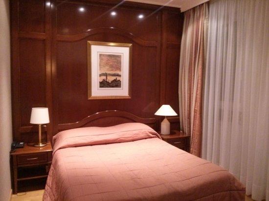 Hotel Bristol: Bedroom