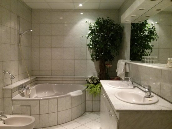 Hotel Bristol: Bathroom