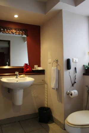 The Siam Heritage: salle de bain