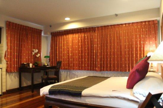 The Siam Heritage: chambre