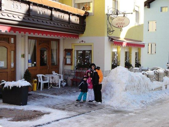 Hotel Al Sole: albergo al sole
