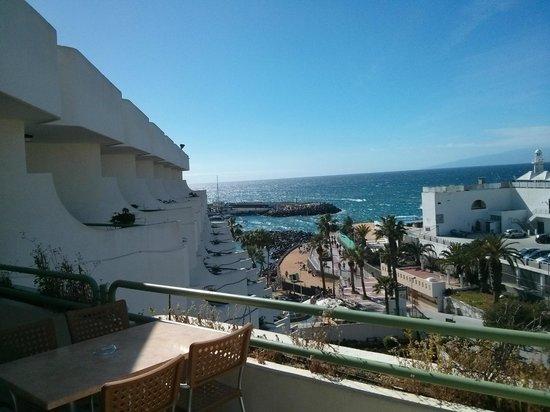 HOVIMA La Pinta Beachfront Family Hotel: View from 516