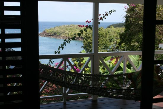 Ti Kaye Resort & Spa: View from our chalet