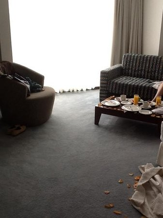 Blue Suites Hotel: habitacion