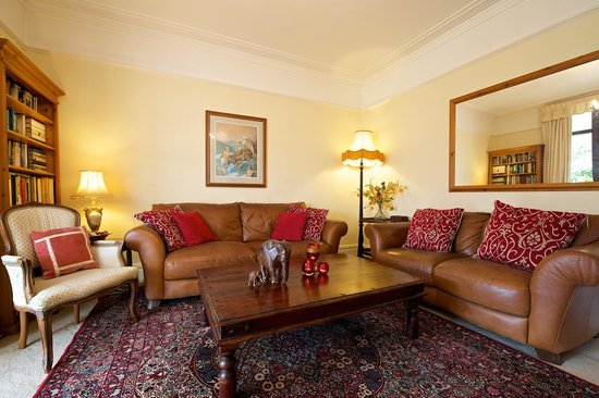 Arden House Bed & Breakfast Bexhill: Lounge