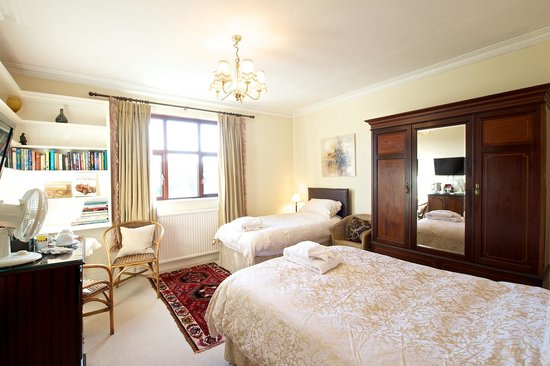 Arden House Bed & Breakfast Bexhill: Room 4 (twin/double)