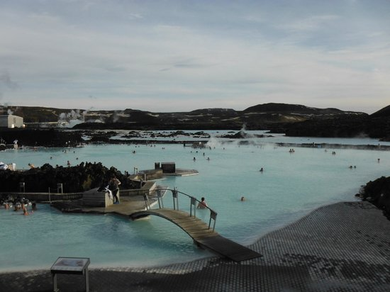 Blue Lagoon : Viewing Platform