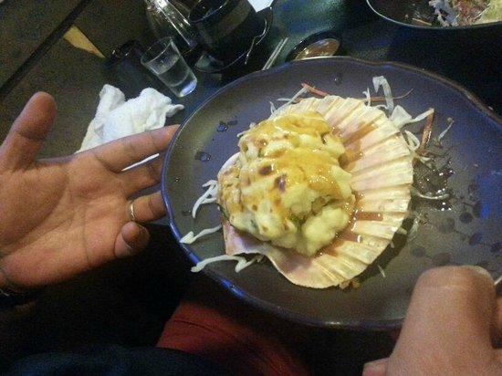 Nijyumaru Japanese Restaurant : Fried Oyster