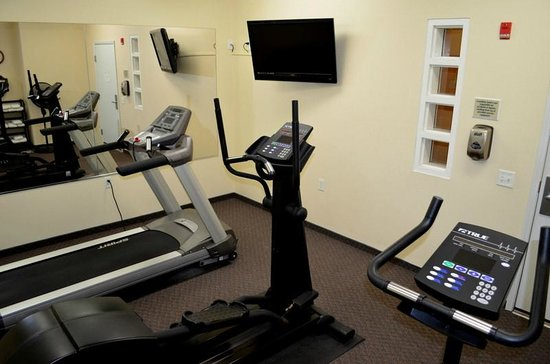 GrandStay Hotel & Suites La Crosse: Exercise Room