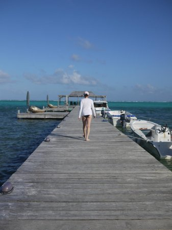 Matachica Resort & Spa : dock