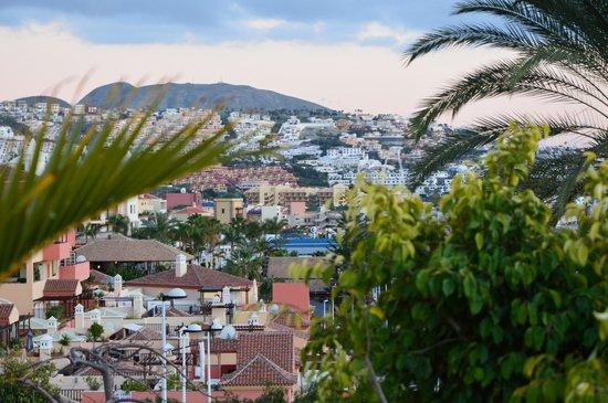 Meliá Jardines del Teide: Widok z pokoju