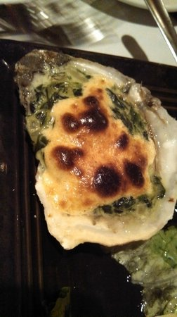 Paul's Homewood Cafe: Oysters Rockefeller