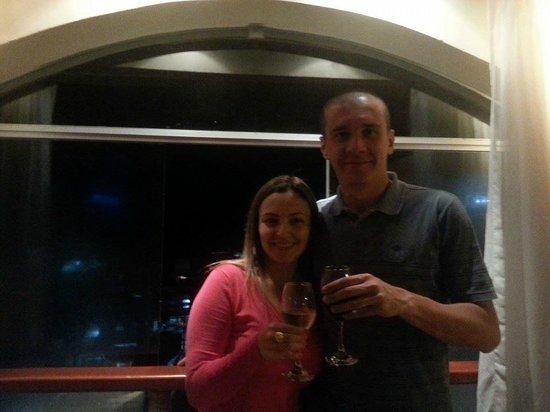Taypikala Hotel Machupicchu: Encerrando mais um dia...
